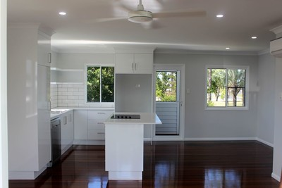 kitchen home renovation brisbane